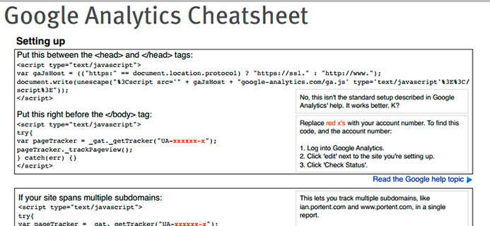 analytics-cheatsheet