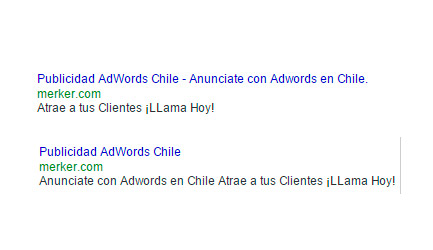 punto adwords creatividades
