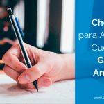 CheckList para Auditar una Cuenta de Google Analytics