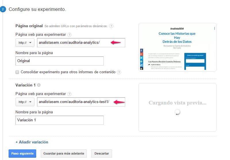 experimento-analytics