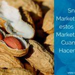 Snacks de Marketing #2: Evita estos Errores en Marketing Digital y Cuánto Cuesta Hacer Facebook Ads