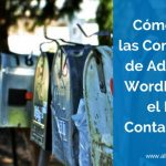 Seguimiento de Conversiones de AdWords en WordPress con el Plugin Contact Form 7