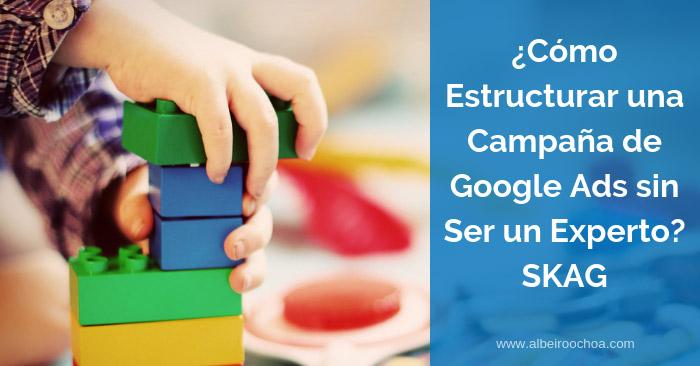 estructura google ads busqueda
