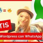 Agrega el Botón de WhatsApp a tu WordPress con el Plugin Click to Chat
