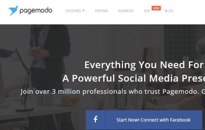 pagemodo app